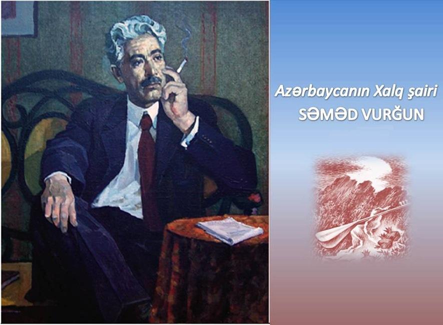 Azərbaycanı;n Xalq şairi Səməd Vurğun